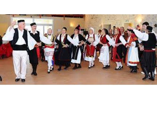 Cours de danses traditionnelles grecques