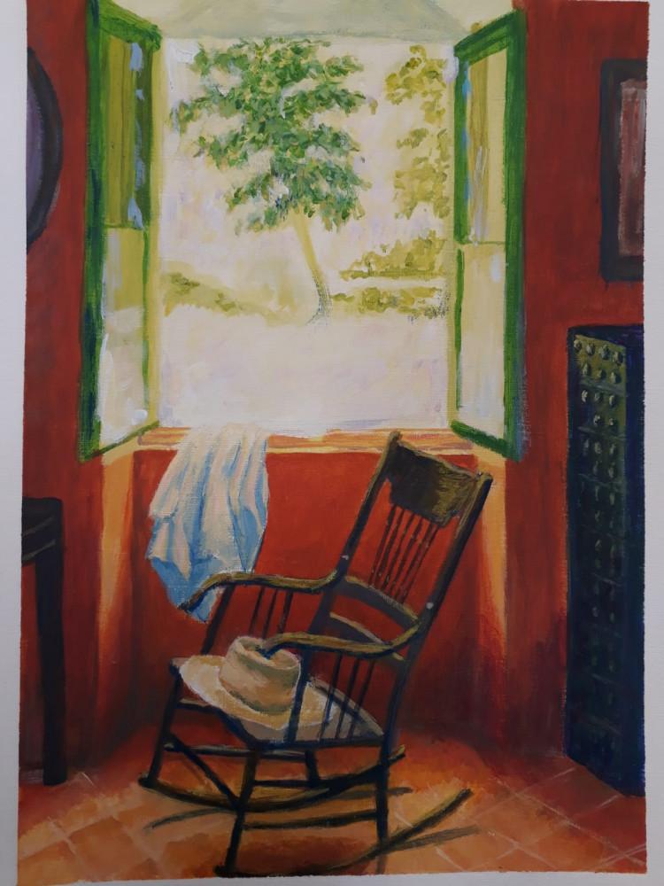Peinture - S718 - Peinture - Acrylique, huile ou pastel - Tous niveaux