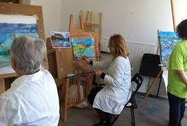 Peinture - S719 - Peinture à l'huile - Tous niveaux