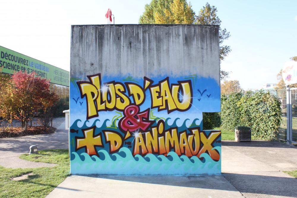 Peinture - S734 - Street art-graffiti - Tous niveaux