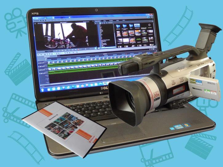 Audio-visuel - S753 - Montage vidéo numérique sur PC,mac,tablette et smartphone - Tous niveaux