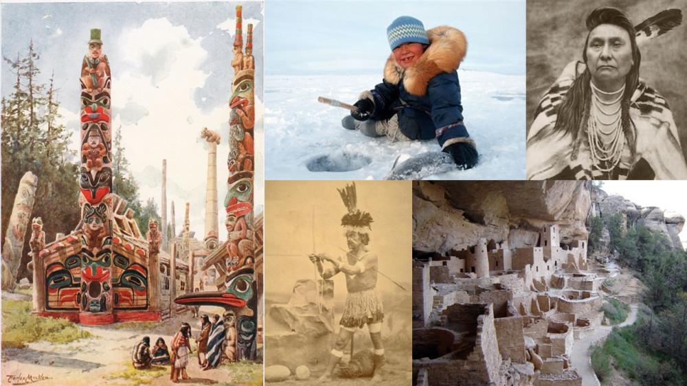 Histoire - S605 - histoire et culture amérindiennes - Tous niveaux