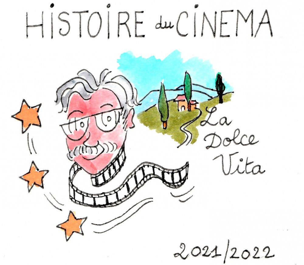 Histoire - S606 - histoire du cinéma - Tous niveaux