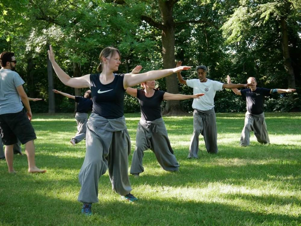 Equilibre et relaxation - S813 - Sonmudo*- Art martial zen/ yoga coréen - Tous niveaux