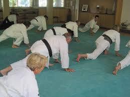 Equilibre et relaxation - S814 - Aïki Taïso *- Art du mouvement martial japonais - Tous niveaux