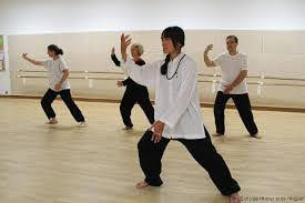 Equilibre et relaxation - S818 - Tai chi chuan* - Initié