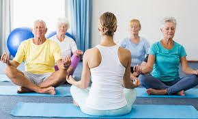 Equilibre et relaxation - S854 - YOGA* senior - Tous niveaux