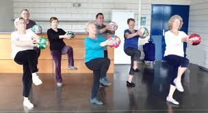 Equilibre et relaxation - S872 - Gym bien-être sénior* - Tous niveaux