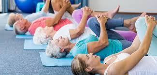 Activités physiques en Intérieur - S873 - Pilates sénior* - Tous niveaux