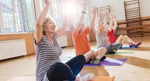 Activités physiques en Intérieur - S888 - Gym douce* - Tous niveaux