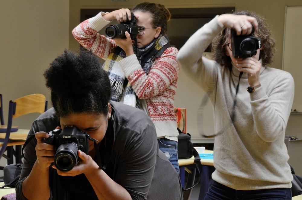 Audio-visuel - N211 - Photographie - Débutant