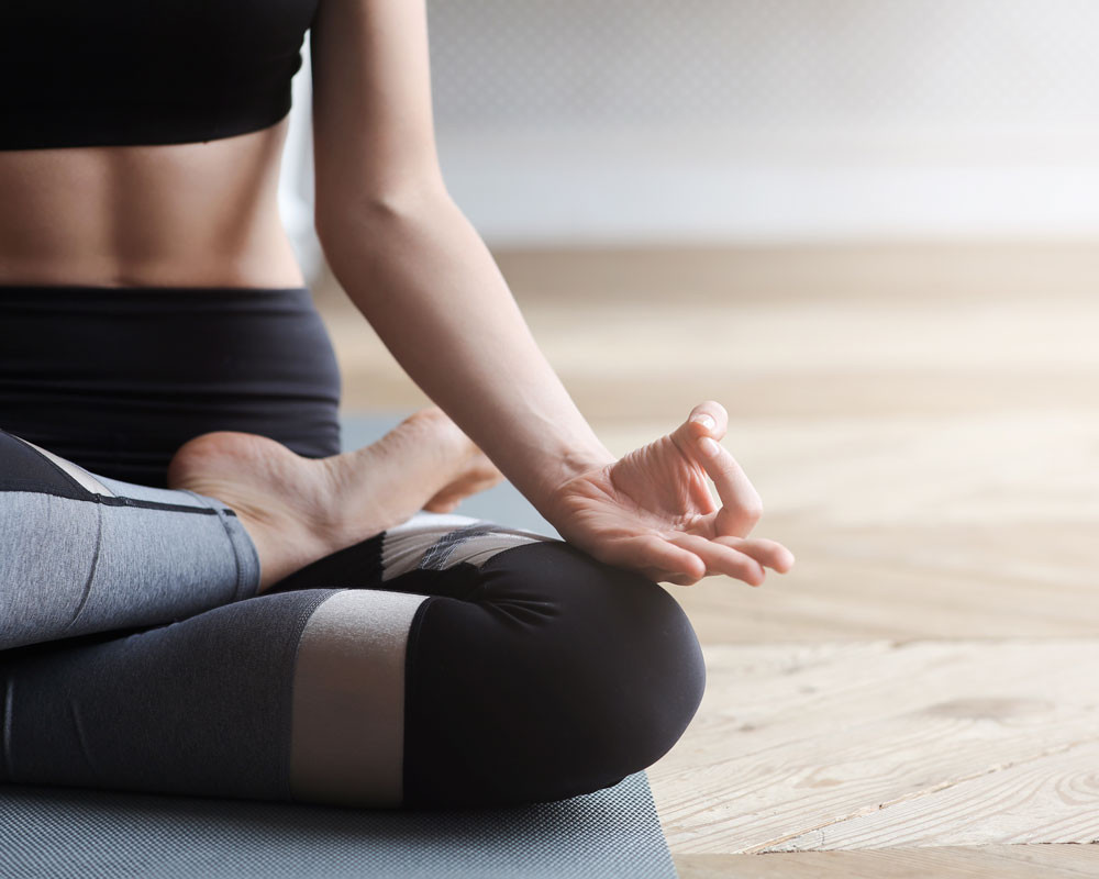 Equilibre et relaxation - N306 - Méditation et relaxation - Tous niveaux