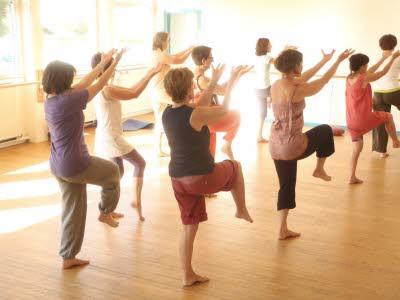 Equilibre et relaxation - N308 - Qi Gong - Tous niveaux