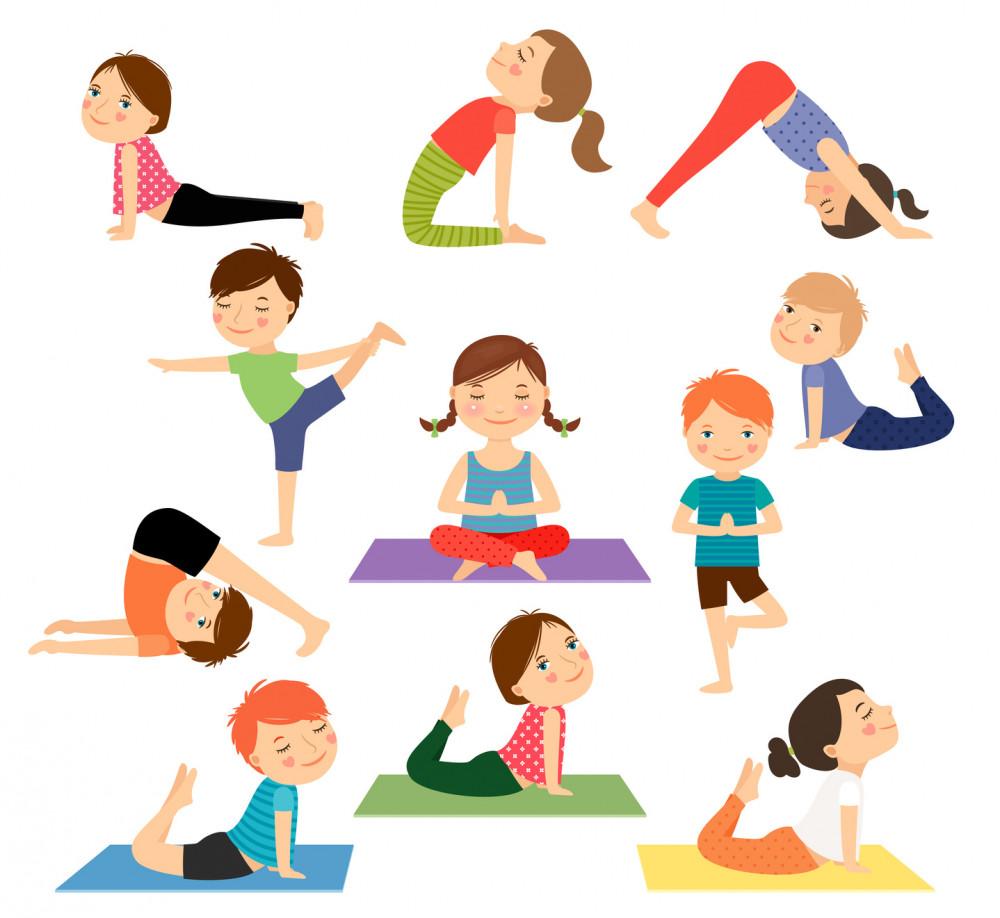 Equilibre et relaxation - N326 - Yoga pour enfant 7 - 11 ans - Enfants