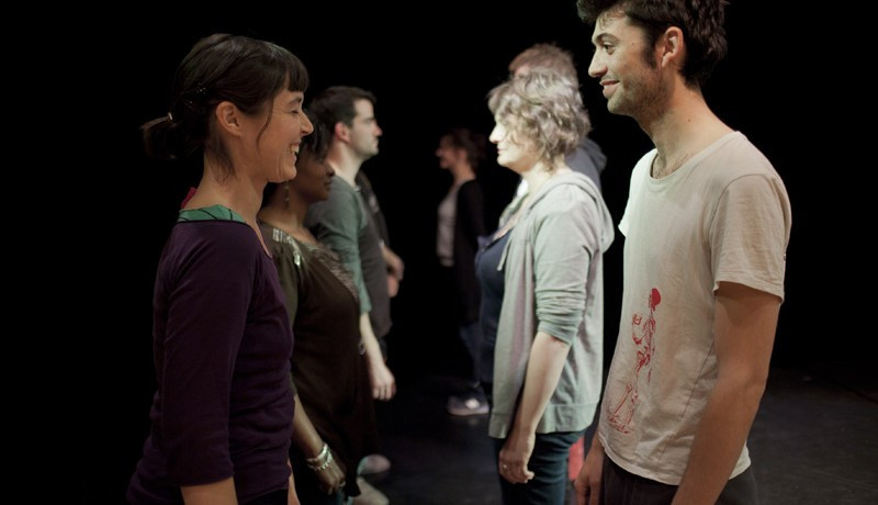 Théâtre - N521 - Découverte d'improvisation théâtrale - Tous niveaux / Adultes
