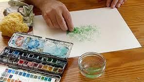 Peinture - D701 - Aquarelle - Tous niveaux