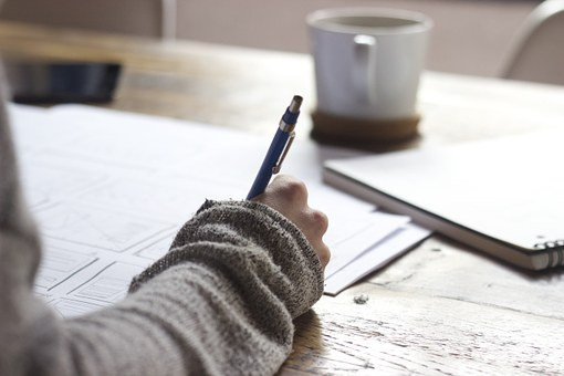 Atelier d'écriture créative