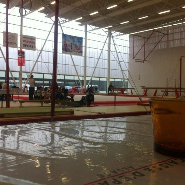 Salle Gymnastique de l'Union